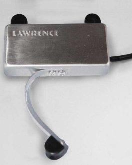 Bill Lawrence Acoustic P.U Finition Acier Brosse