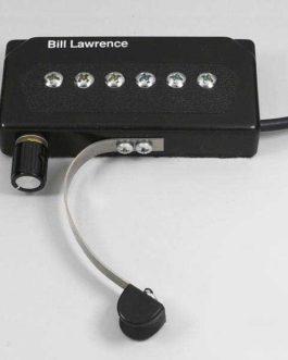 Bill Lawrence Acoustic P.U Bk Av Volume+Plots Reglables