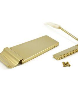 Long Gibson Style Vibrato Gold