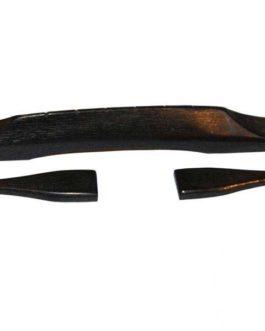 Chevalet Rosewood Type Selmer 126X18Mm Av Moustaches