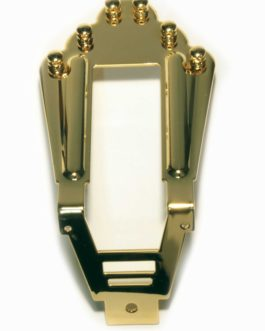 Cordier Type Selmer- Gold (Plaquette Ebene Non Fournie)
