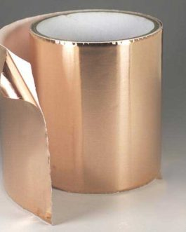 Shielding- Cuivre Auto-Adhesif 10 X 100 Cm