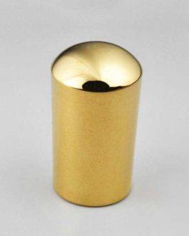 SCHALLER SWITCH KNOB TOGGLE METAL GOLD (INCH)