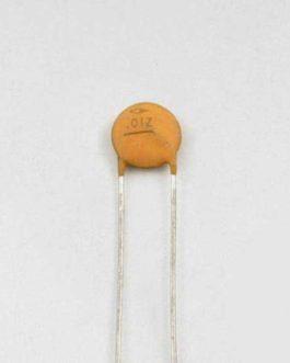 Capacitor (Condensateur) Us .01Mfd (Bulk Pack 10Pcs)