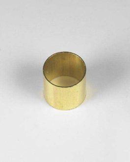 5 Brass Sleeves-Manchons Laiton Pour Pots