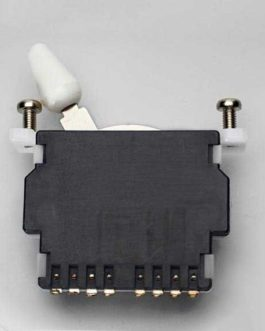 5-WAY LEVER SWITCH CHARVEL* STYLE GUITARS