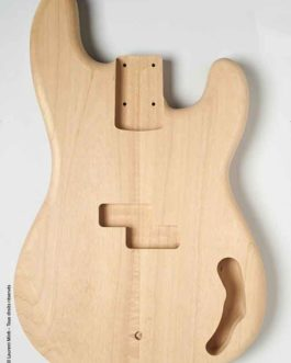 Precision Bass Alder Nc Machine Only No Finish (2Pcs)
