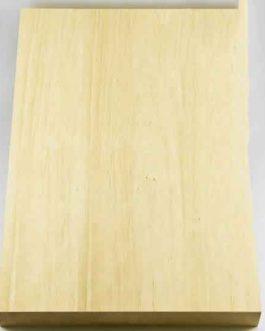 Blank Body Alder Sanded (50 X 35 X 4.4 Cm)