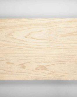 Blank Body Swamp Ash Sanded (50 X 35 X 4.4 Cm)