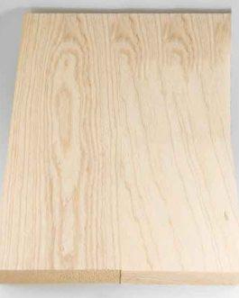 Blank Body Swamp Ash Sanded (48 X 35 X 4.5)