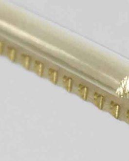 SINTOMS® FRETWIRE SPECIAL BRASS 2.15 x 1.00mm (SET 6x26cm)