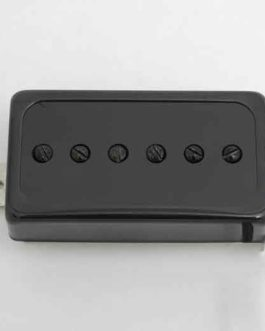 Duesenberg Domino Bridge Pickup All Black