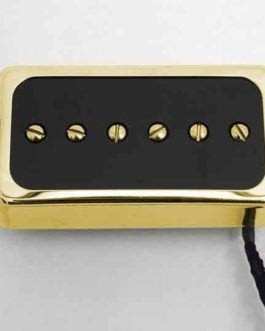 Duesenberg-Domino Bridge Pickup Gold Black