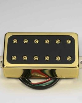 Duesenberg D-Tron Humbucker Bridge Gold