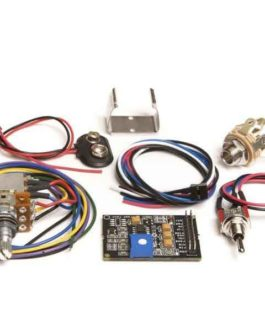 GHOST BASS ACOUSTIPHONIC BASIC PREAMP KIT