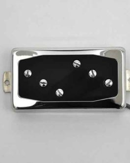 Duesenberg P90 Single Twin Humbucking Size Nickel Bridge