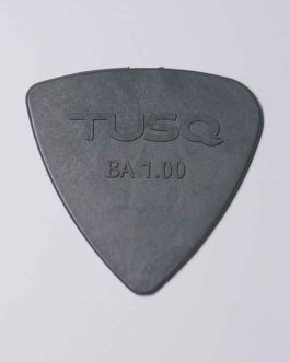 Bi-Angle Bass Pick Tusq 1.00Mm Grey (Pack X 4)