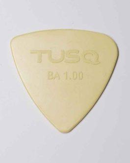 Bi-Angle Bass Pick Tusq 1.00Mm Vintage (Pack X 4)