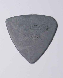 Bi-Angle Bass Pick Tusq 0.88Mm Grey (Pack X 4)