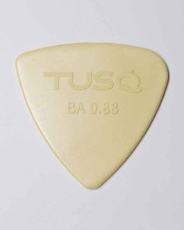 Bi-Angle Bass Pick Tusq 0.88Mm Vintage (Pack X 4)