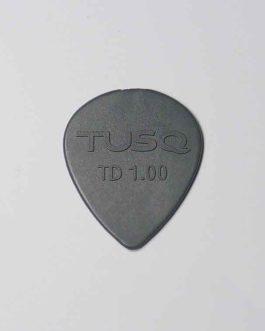 Teardrop Pick Tusq 1.00Mm Grey (Pack X 6)