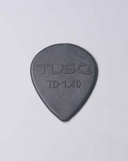 Teardrop Pick Tusq 1.14Mm Grey (Pack X 6)