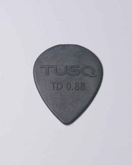 Teardrop Pick Tusq 0.88Mm Grey (Pack X 6)