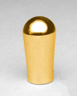 Switch Knob Gold Metric (2Pcs)