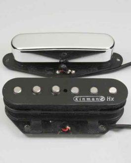 Kinman 52′ Blackguard Tele Set