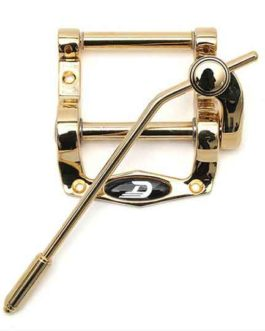 Duesenberg Diamond Deluxe Tremolo Gold Short