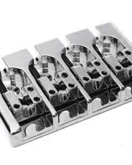 Hipshot A Bass Bridge4 (19Mm) Brass Chrome