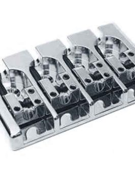 Hipshot A Bass Bridge4 (19Mm) Alu Chrome
