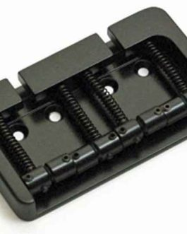 Hipshot B Bass Bridge 4 Alu Black