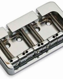 Hipshot B Bass Bridge 4 Alu Chrome