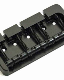 Hipshot B Bass Bridge 5 Alu Black