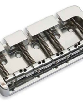 Hipshot B Bass Bridge 5 Alu Chrome