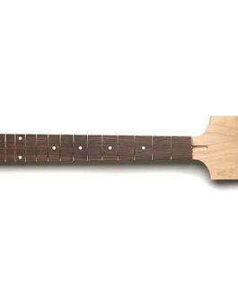 Paddle Neck Angled Maple/Rosewood 22F 648Mm  (No Finish)
