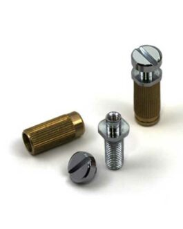 TONEPROS LOCKING STUDS SMALL CAPS METRIC CHROME + TOOL