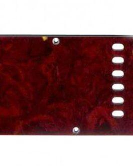Tremolo Plate Red Tortoise 3-Ply .090 E-E 56Mm