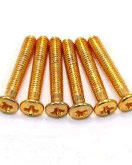 VIS BOUTON GOLD LONG (6)