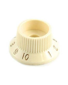 FENDER® STRATOCASTER® S-1ル SWITCH KNOBS AGED WHITE